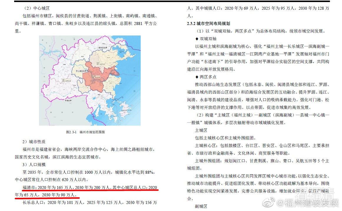 滨海快线F2线西天尾-莆田段可行性研究报告涉及福清……
