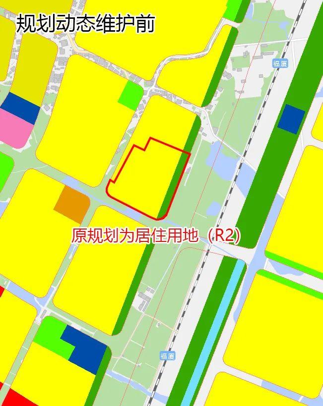 福清东区又新增一商服用地!