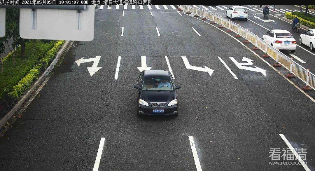 开车不系安全带,福清这些车主被曝光!