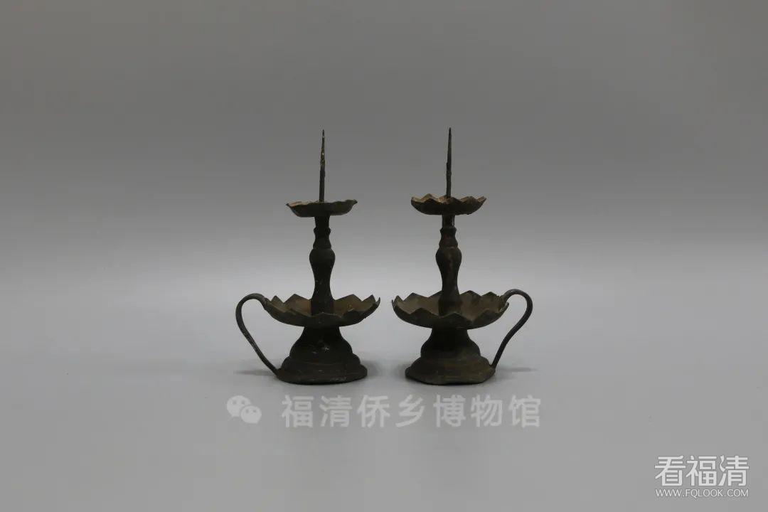 福清侨乡博物馆新征集了文物