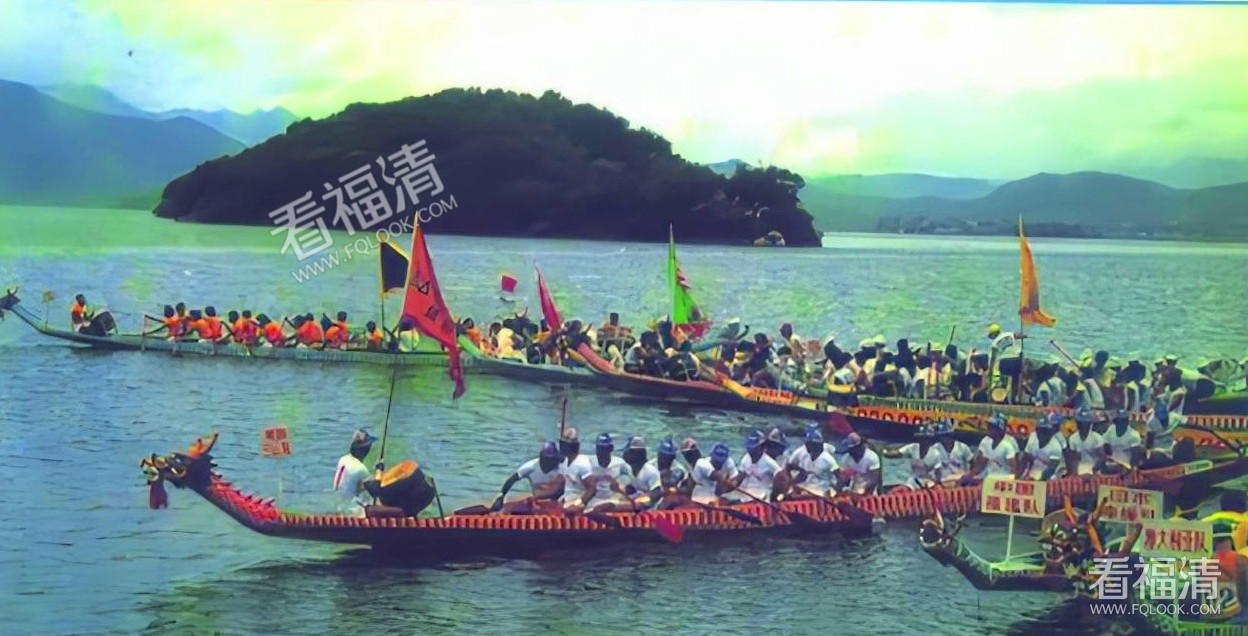 1988年福清龙舟赛(毛祚华).jpg