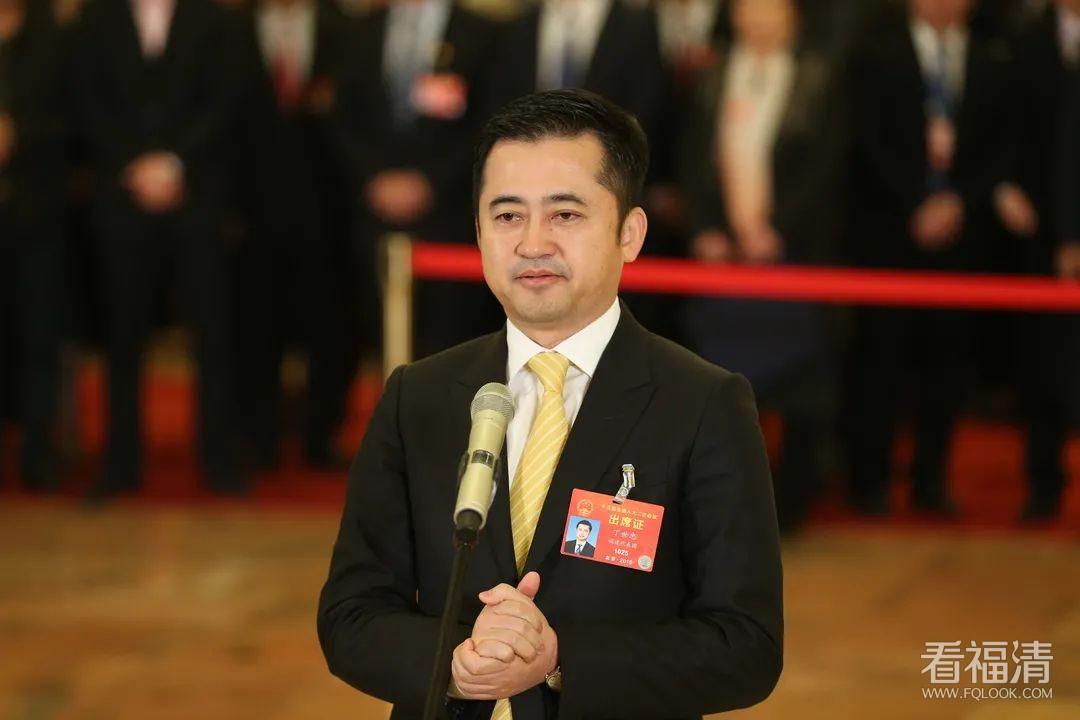 福布斯发布2021年中国最佳CEO榜!福清一大佬上榜!